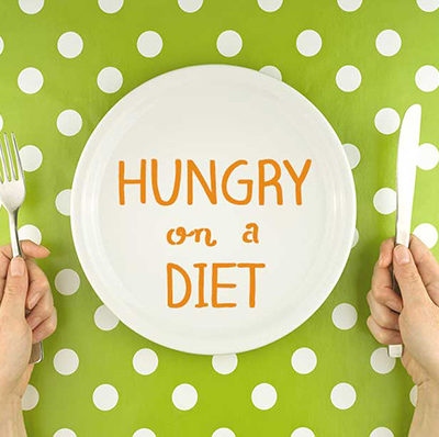 I Hate Being Hungry!